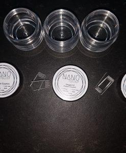 Cloud Faction Nano Trilogy Coils