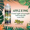 Lollipop Apple Pine Cosmic Dropz