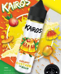 Kairos Creamy Custard and Jello