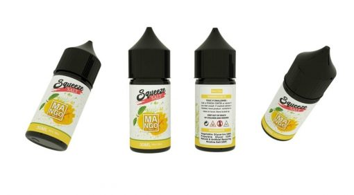 Squeeze Salt Mango 30ML