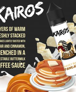 Kairos Saucy BMT Pancake 60ML