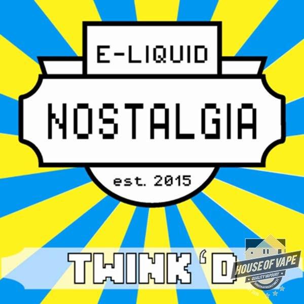 NOSTALGIA E-LIQUID – TWINK'D