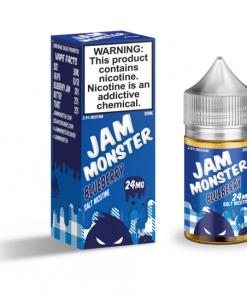 Jam Monster BlueBerry SaltNic