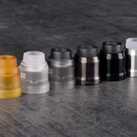 Wotofo Recurve RDA 22mm Conversion Cap
