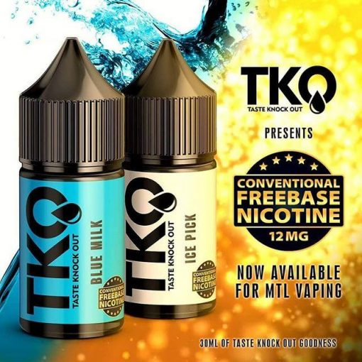 TKO Ice Pick MTL
