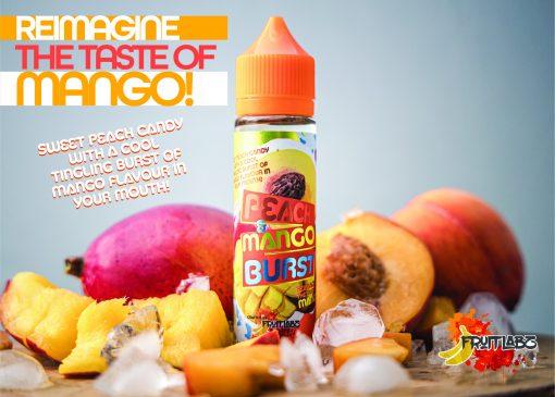 Peach and Mango Burst