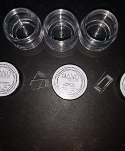 Cloud Faction Nano Trilogy Coils