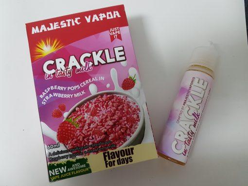 Majestic Vapour Crackle 60ML