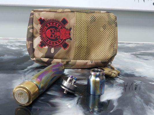 Complyfe Custom Anodized Titanium Kit