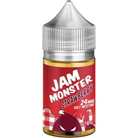 Jam Monster Strawberry SaltNic