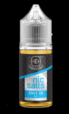 Joose-E-Liqz SNLV18 ICE SALT