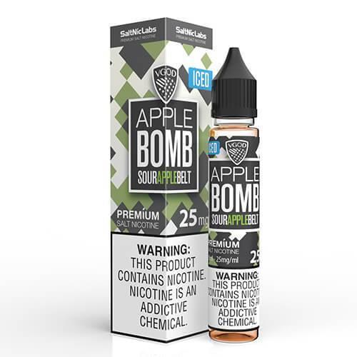 VGOD Apple Ice Bomb Salt