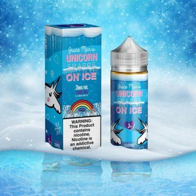 JuicemanUSA Unicorn Frappe ICE