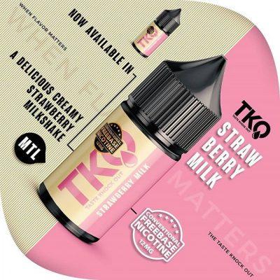 TKO Strawberry Milk MTL