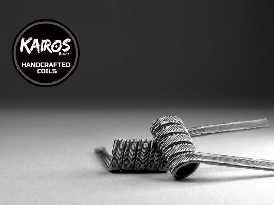 Kairos Built Handcrafted Coils
