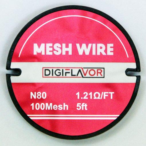 DigiFlavor Mesh Wire Ni80