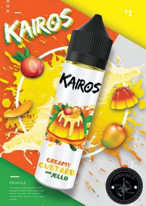 Kairos Creamy Custard and Jello