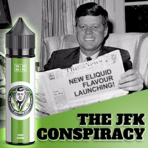 GBOM JFK Conspiracy 60ML