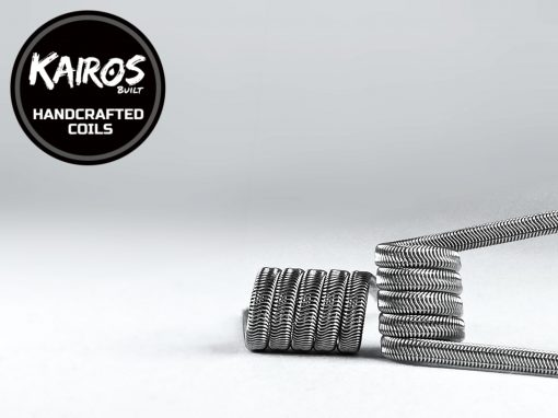 Kairos Built Handcrafted Coils