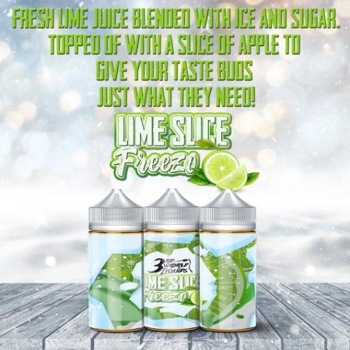 Lemon Slice Freezo Cosmic Dropz