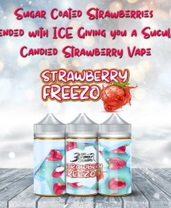 Strawberry Freezo Cosmic Dropz