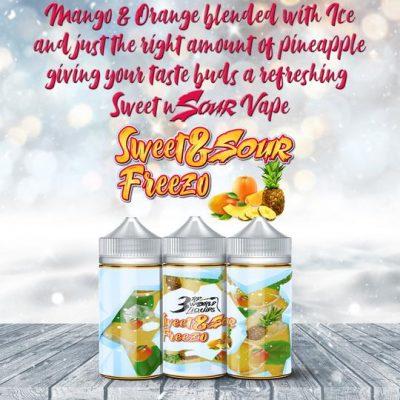 Sweet & Sour Freezo Cosmic Dropz