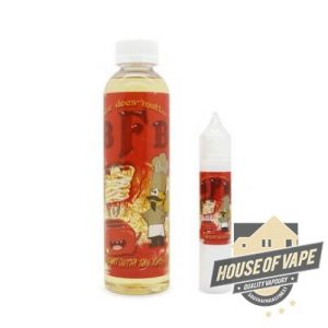 Flawless - BFB Straight Outta The Toaster 240ml