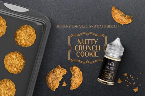 Joose-E-Liqz Nutty Crunch Cookie