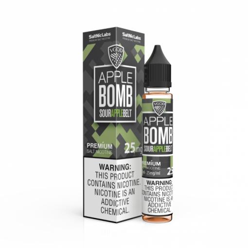 VGOD Apple Bomb Salt