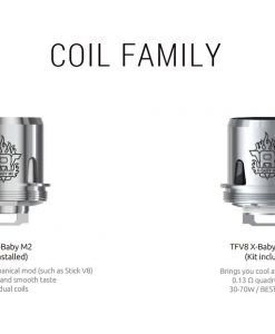 TFV8 X-Baby Coils